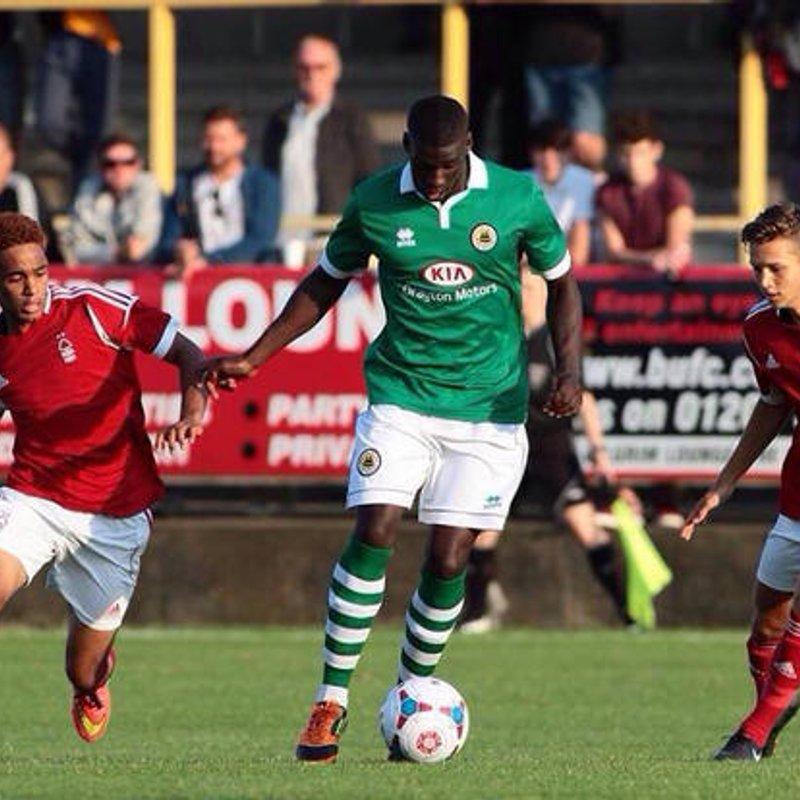 BREAKING NEWS: Taddy Sign Portuguese Striker