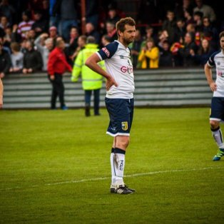 Brewers Stung Late On By Boro