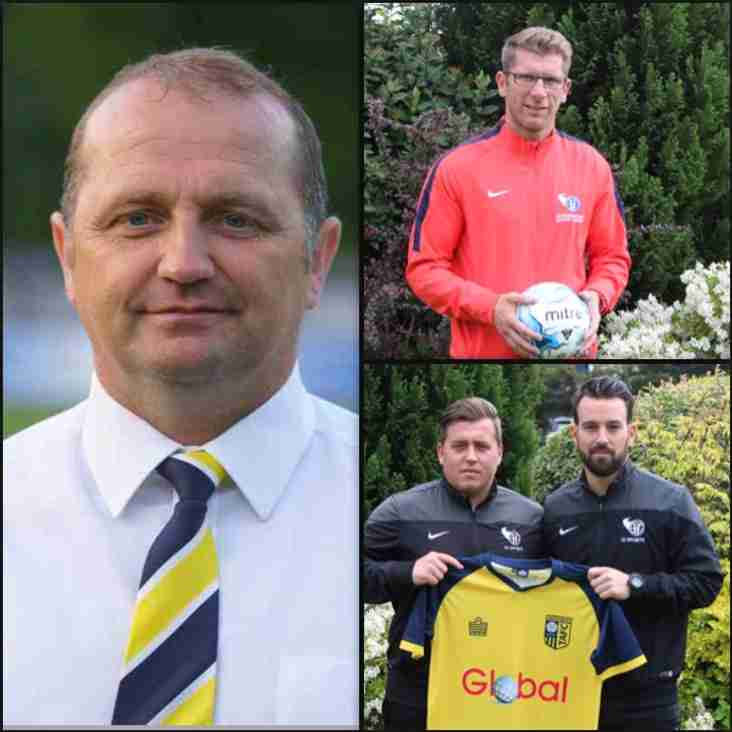 BREAKING NEWS: Hero Billy (Miller) Leaves Tadcaster Albion As New In-House i2i Sports Management Team of Cresswell, Morton and Collins take the reins!