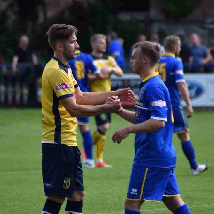 REPORT | Taddy 2-6 Spennymoor Town (Pre-Season)