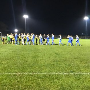 REPORT | Early Goals See Tad Advance In County Cup