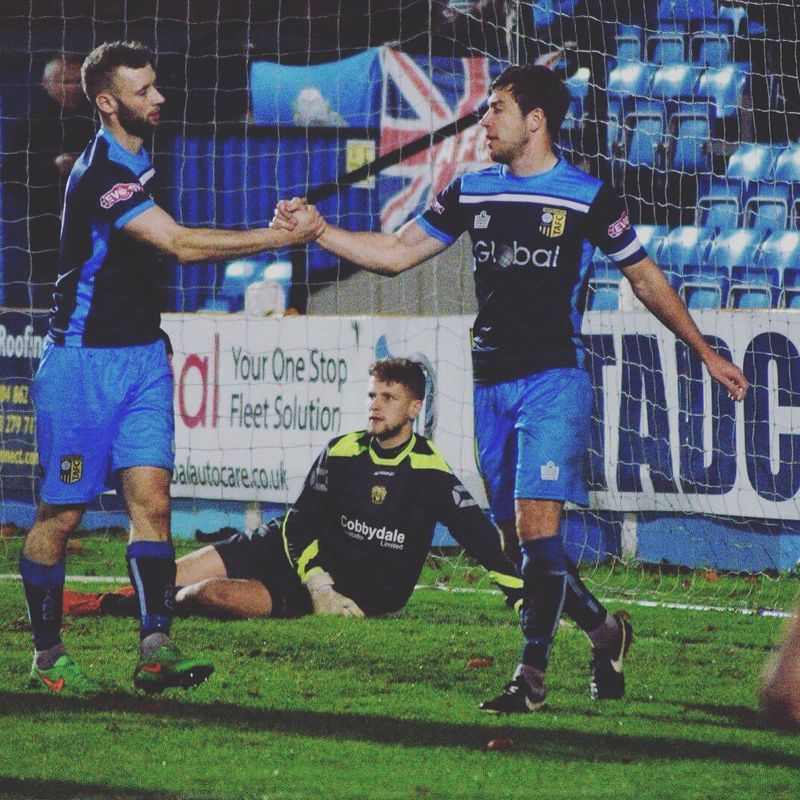 REPORT | Murray And Milne On Target In County Cup Victory