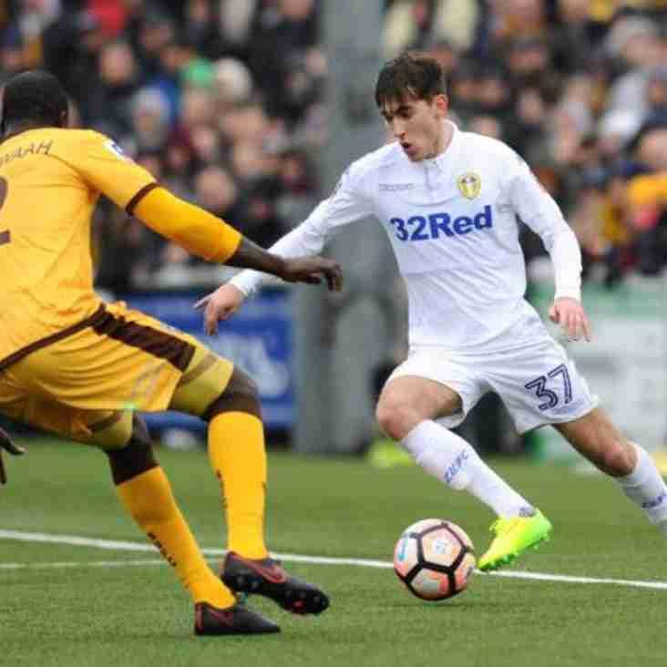 BREAKING NEWS | Taddy Sign Former Leeds Utd Attacker