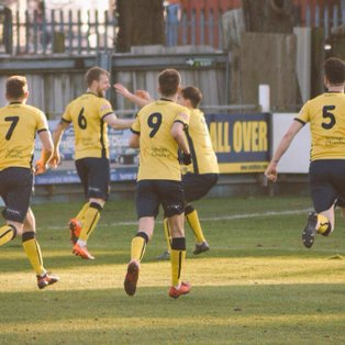 REPORT | Taddy Hit Droylsden For Four