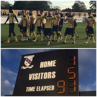 REPORT | Five Star Brewers Finally End Owls Curse