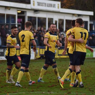 REPORT | Taddy Up To 3rd After Convincing Home Win