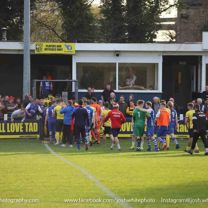 Tadcaster Albion 2-3 Pontefract Collieries (Josh White)