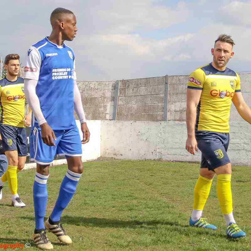 Frickley Athletic 1-3 Taddy