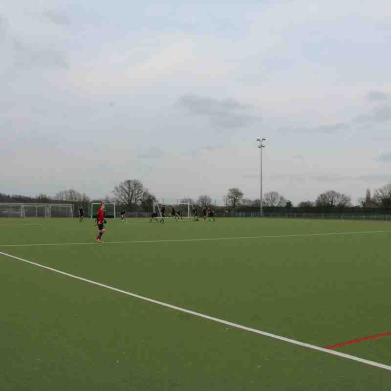 Mens 3s v's Banbury