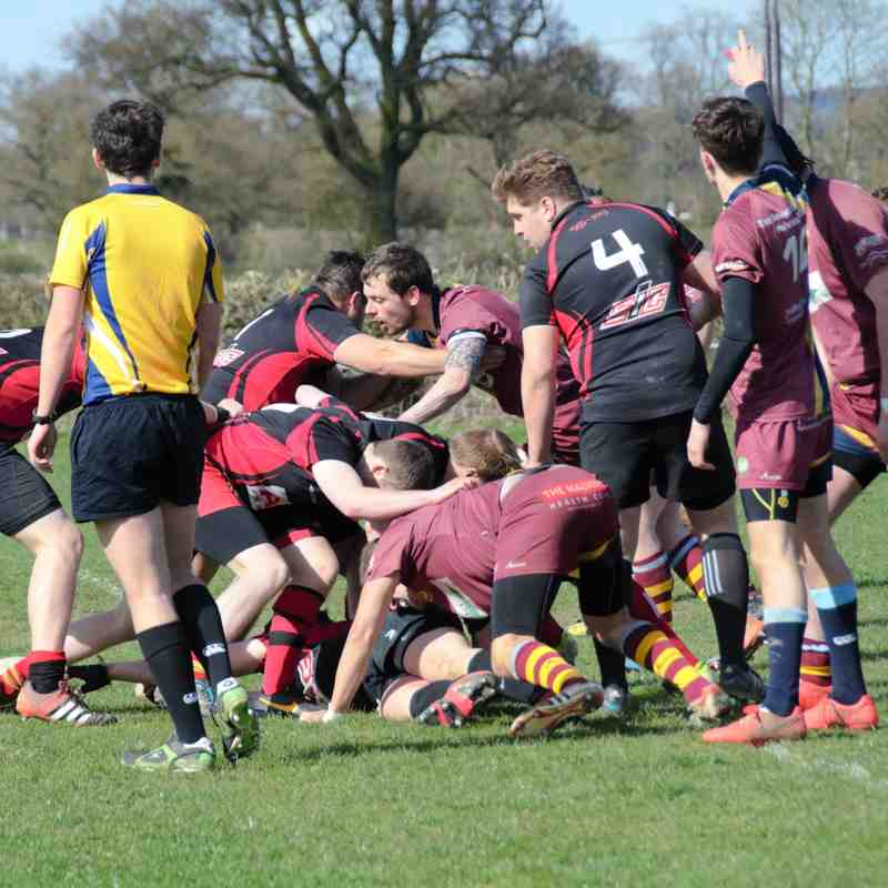 1st XV v Malvern 3rds - 11th April 2015