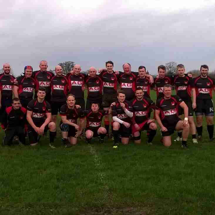 Annual Boxing Day Game Match Report
