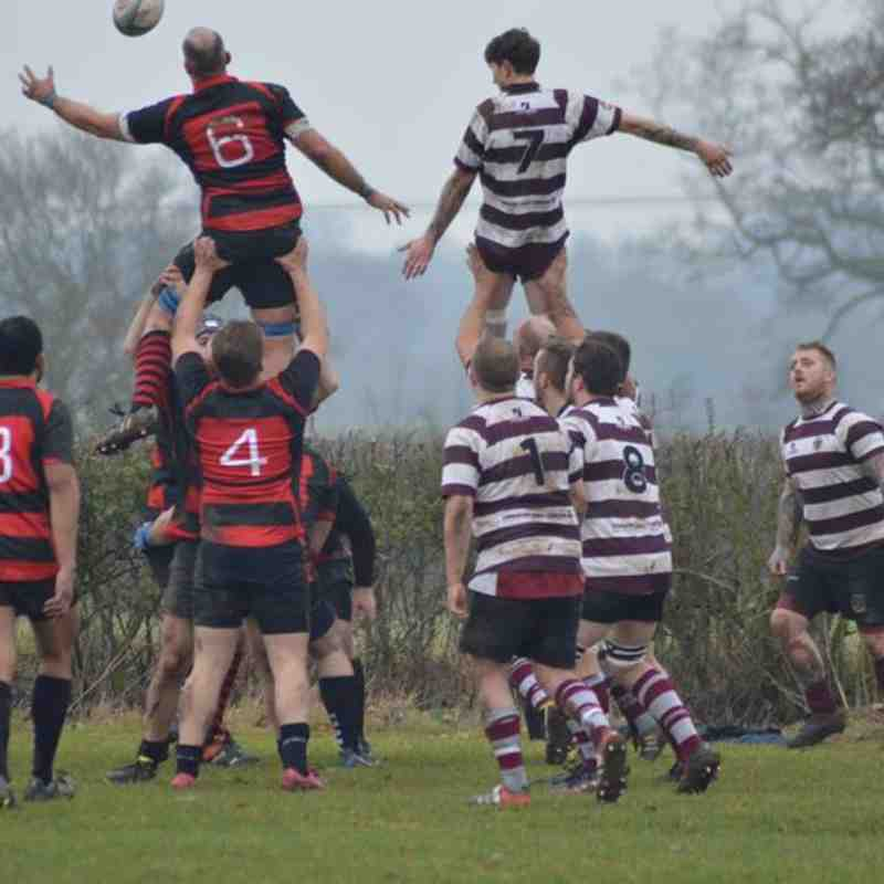Alcester vs Stoke Old Boys 17/12/16