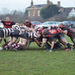 Alcester vs Stoke Old Boys 17/12/16