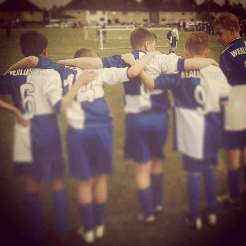 Under 13a's Hillingdon Tournament