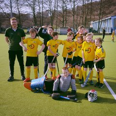 u10s at In2Hockey Championships Borders Round March 2017