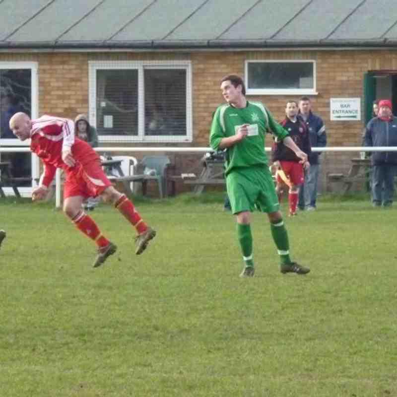 Reserve Cup Bovingdon Res (1) v BTLFC Res (2) 5 Mar-11