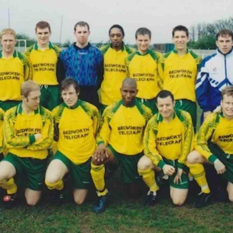 BUFC 1998-99