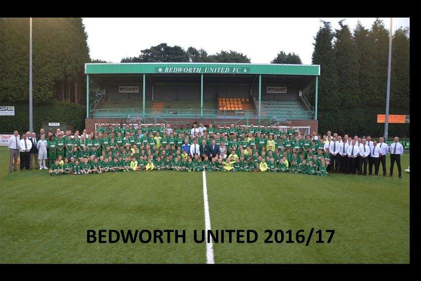 Bedworth United beat Market Drayton Town 1 - 5