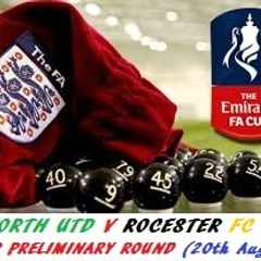 Greenbacks Need Right Mindset To Progress (FA Cup Prelim' Round Sat Aug 20th)