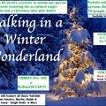 Walking Football Winter Wonderland Xmas Cabaret/Quiz Social Event (Fri 8th Dec at 7.15pm)