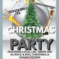 BUFC Christmas Party Sat 16th Dec at 7.30pm (Shakin' Stevens Xmas)
