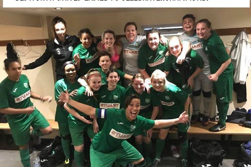 Ladies Efforts Rewarded With League Title
