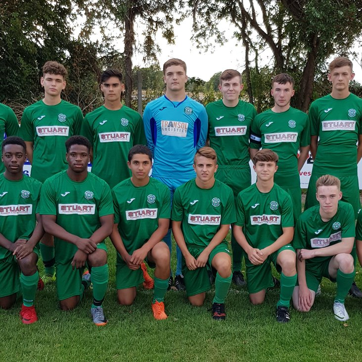 Youth Race To First League Win At Warwick<