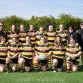 Hornettes Ladies vs. Old Bristolians Ladies