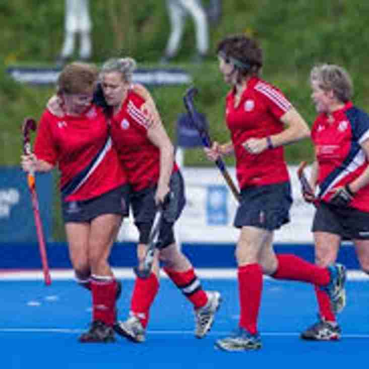 Ladies Midland Masters over 55's and over 60's trials