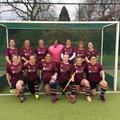 Ladies 2nd XI lose to Bromsgrove 3 0 - 2