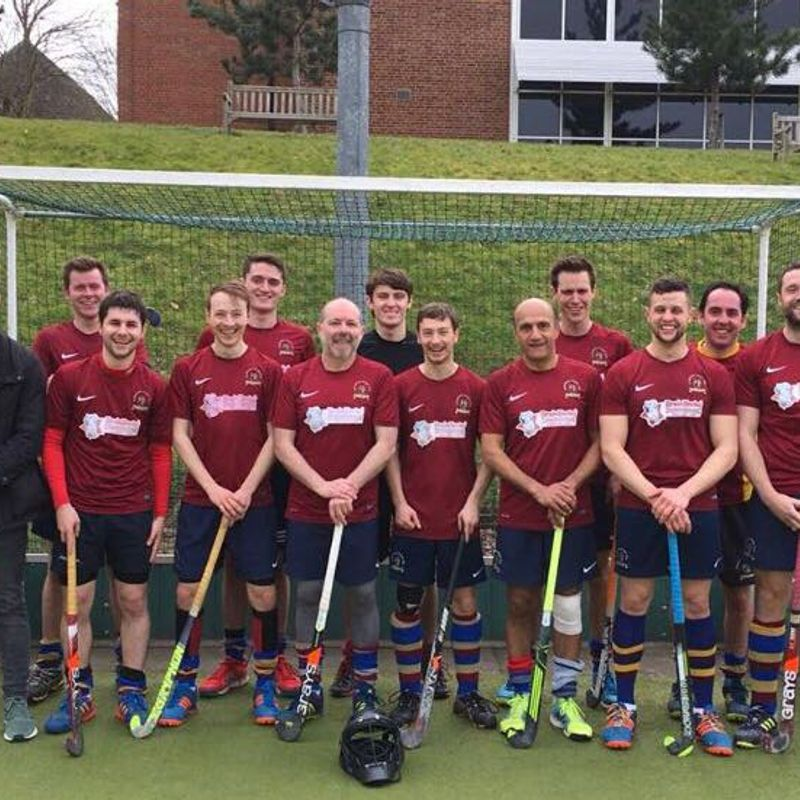 Mens Summer League 2 lose to Worcester Vets 1 - 7