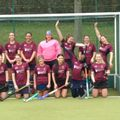 Ladies 1st XI lose to Bromsgrove 2 1 - 6