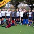 Nuneaton Ladies 4th XI vs. Bournville Hockey Club