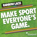 Bournville Hockey Support Rainbow Laces