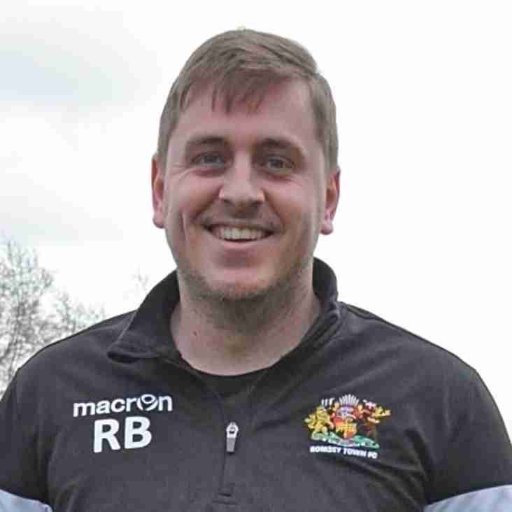 Blandford pleased with last-minute squad