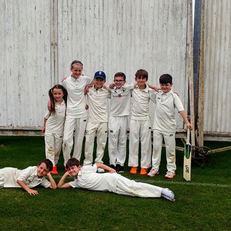 CONGRATS TO THE UNDER 10's