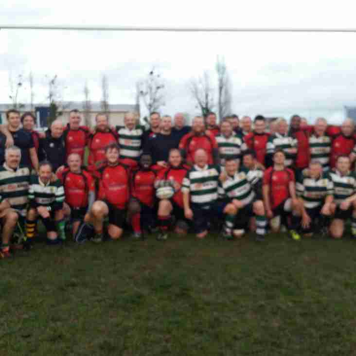 Aldermaston 2nd XV  40 - 12  Reading Rhino's