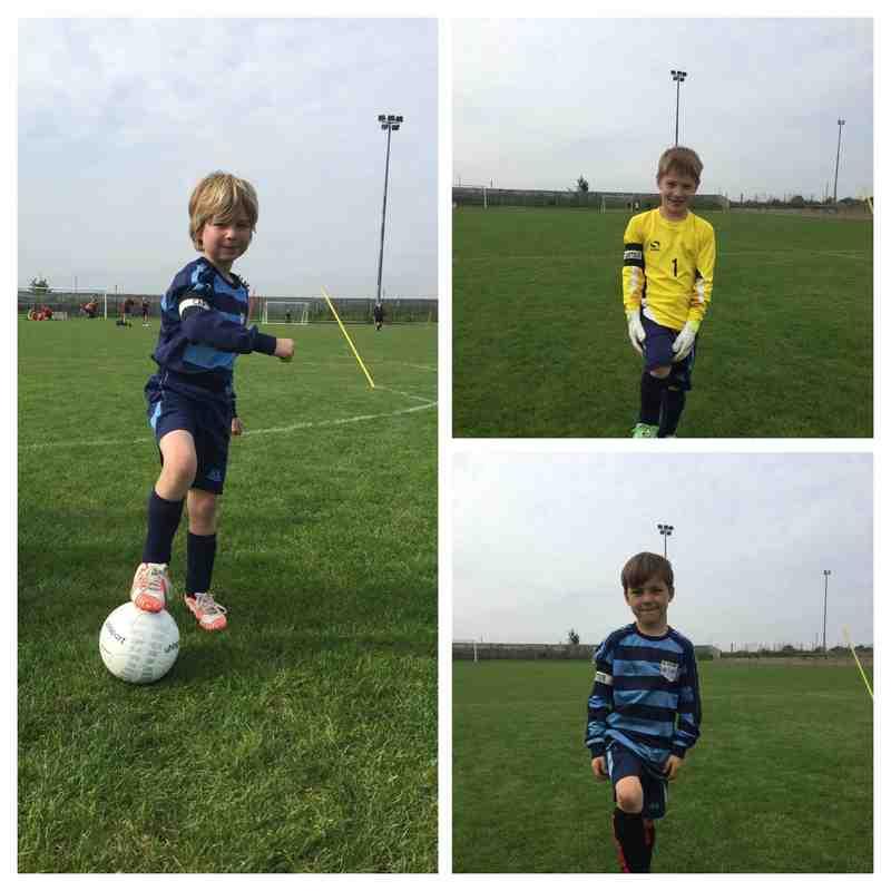 Carterton Tournament - Day 1