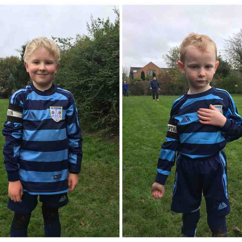 Bloxham Rangers FC - Under 8s v Middleton Cheney - 14th November 2015