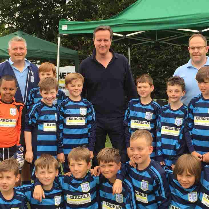 Under 10s Season Review