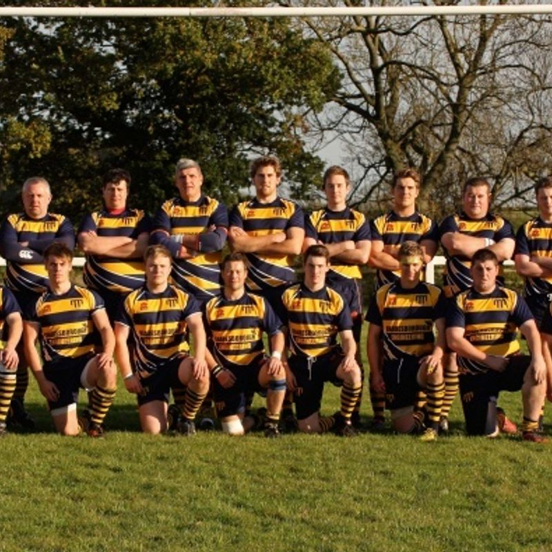 1st XV beat Garforth 34 - 12