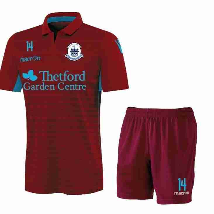 "New Kit & Sponsor For ""Ressies"""