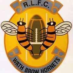 Wath Brow Hornets Car Stickers