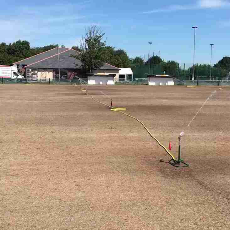 New Pitch at the CSG