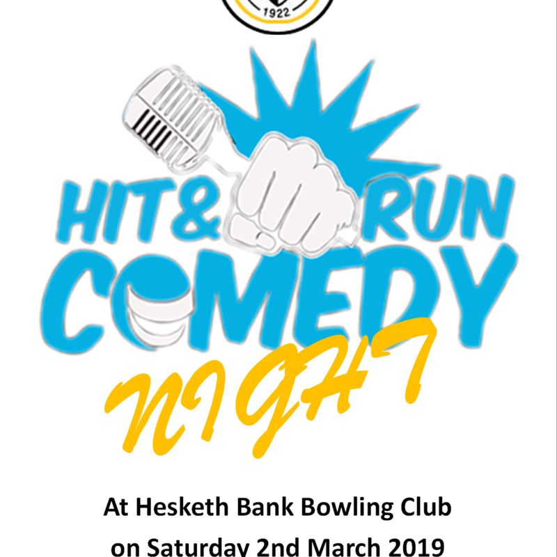 Hit & Run COMEDY NIGHT