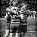 ANOTHER FIVE-TRY ROMP
