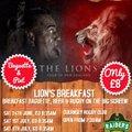LIONS BREAKFAST