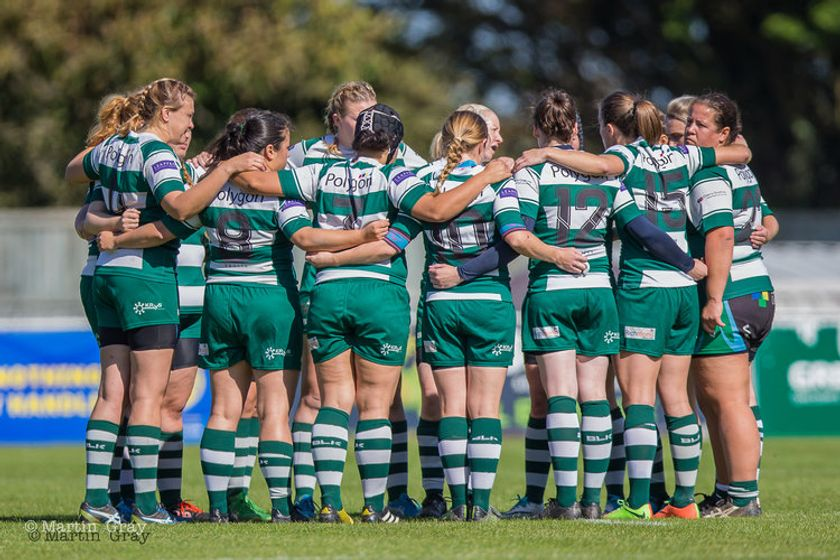 Guernsey Raiders Ladies beat Teddington Ladies 22 - 5