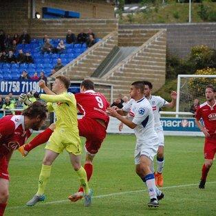 Bangor City secure 1st Pre-Season Win