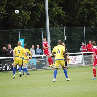 Bangor City Defeated by Strong Wrexham Side